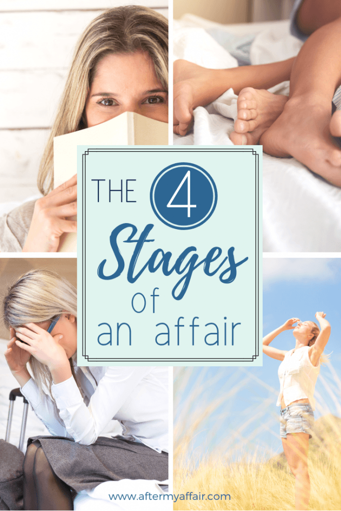 Four stages love where are you