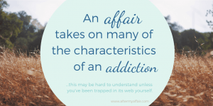 affair as addiction