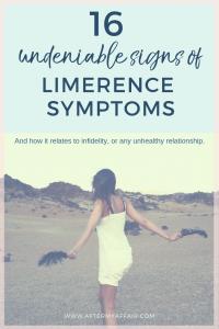 limerence symptoms