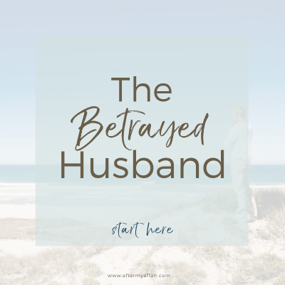 help for betrayed husband