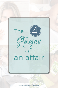 stages of an affair