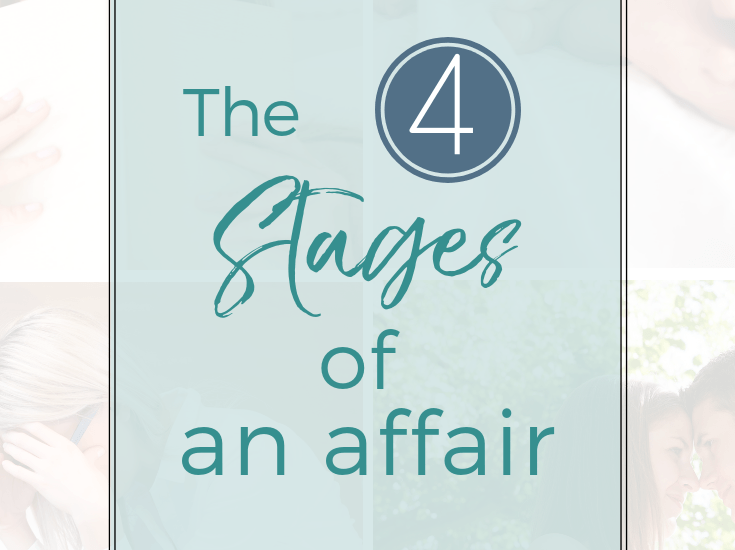 4 stages of an affair