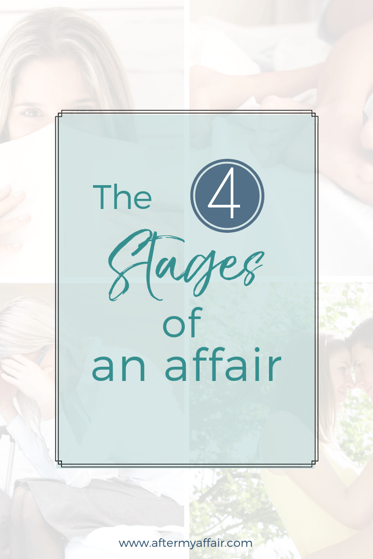 Stages of an affair - After My Affair