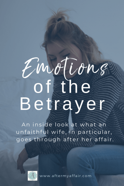 Emotions Of The Betrayer, After Their Affair