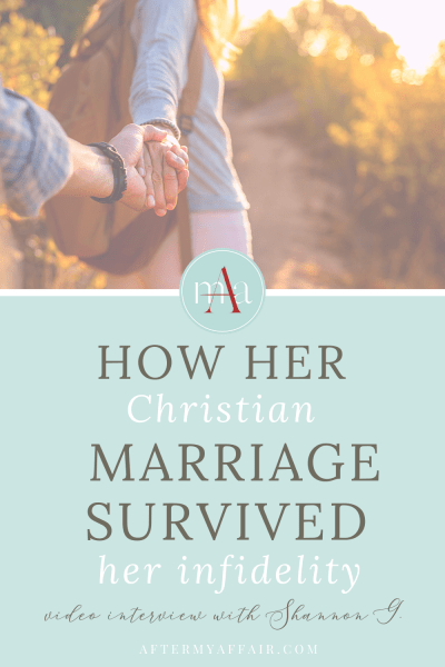 How Christian Marriage Survived Her Infidelity-One Woman's Video Testimony