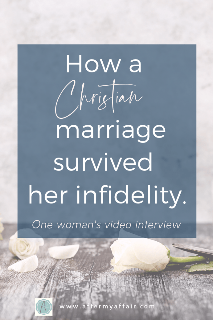 how christian marriage survived wifes infidelity video