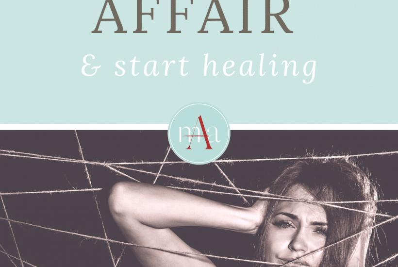 how to end an affair