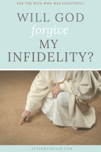 will God forgive adultery?