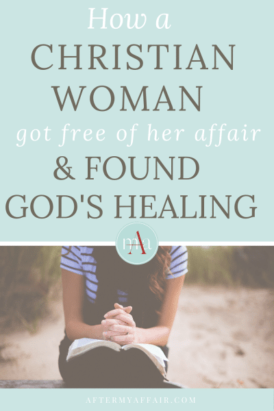How a Christian woman fell into the adultery trap but got free.